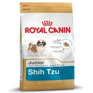 Royal Canin Shih Tzu Junior - 1