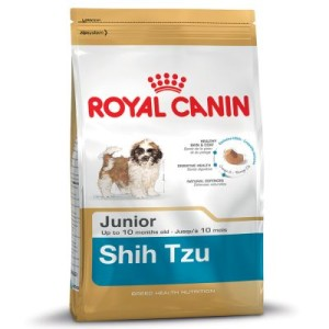 Royal Canin Shih Tzu Junior - Sparpaket: 3 x 1