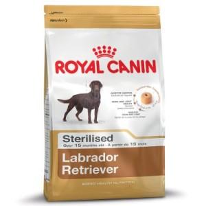 Royal Canin Sterilised Labrador Retriever Adult - 12 kg