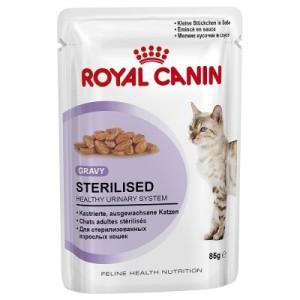 Royal Canin Sterilised in Soße - 12 x 85 g