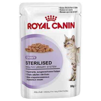 Royal Canin Sterilised in Soße - 24 x 85 g