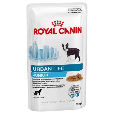 Royal Canin Urban Life Junior - 10 x 150 g