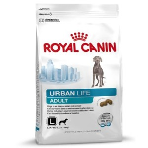 Royal Canin Urban Life Large Adult - Sparpaket: 2 x 9 kg