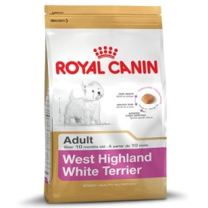 Royal Canin West Highland White Terrier Adult - Sparpaket: 2 x 3 kg