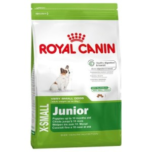 Royal Canin X-Small Junior - 3 kg