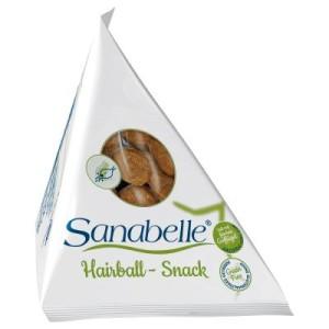 Sanabelle Hairball Snack im Tetraeder - 12 x 20 g