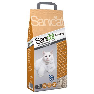 Sanicat Professional Clumping - 10 l