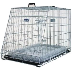 Savic Dog Residence Mobile inklusive Kissen - L 91 x B 61 x H 71 cm