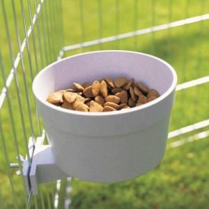 Savic Futternapf Crock mit Schraubbefestigung - 550 ml