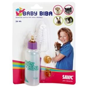 Savic Saugflasche für die Handaufzucht - 70 ml