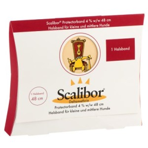 Scalibor® Protectorband 4% Halsband für Hunde - 65 cm