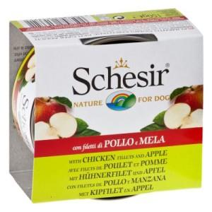 Schesir Fruit 6 x 150 g - Huhn mit Ananas