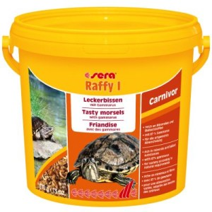 Sera Raffy I Gammarusmix - 2 x 3800 ml