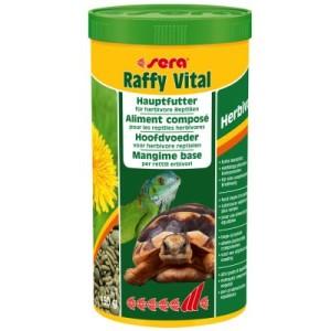 Sera Raffy Vital Pflanzenfutter - 1.000 ml/190 g