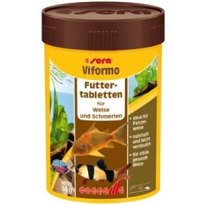 Sera Viformo Futtertabletten - 100 ml