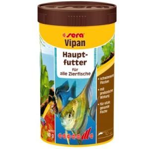 Sera Vipan Flockenfutter - 250 ml