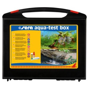 Sera aqua-test box - Set