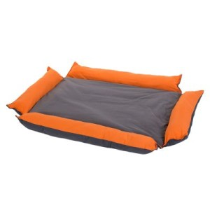 Smartpet Hundebett Variabel orange - L 110 x B 80 cm