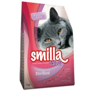 Smilla Adult Sterilised - Sparpaket: 2 x 10 kg