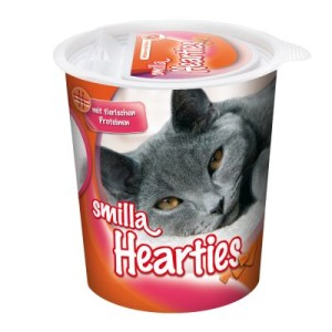 Smilla Belohnungs-Snacks Hearties - Sparpaket: 3 x 125 g