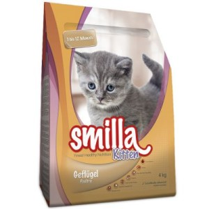 Smilla Kitten - 4 kg