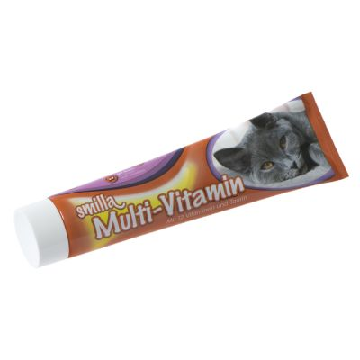 Smilla Multi-Vitamin Katzenpaste - 3 x 200 g