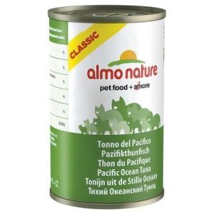 Sparpaket Almo Nature Classic 12 x 140 g - Huhn mit Kürbis