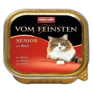 Sparpaket Animonda vom Feinsten Senior 36 x 100 g - Mixpaket (3 Sorten)