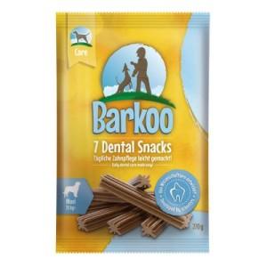 Sparpaket Barkoo Dental Snacks 28 bzw. 56 Stück - für mittelgroße Hunde (56 Stück)