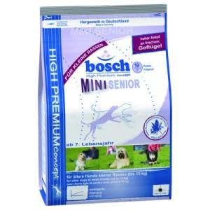 Sparpaket Bosch 2 x Großgebinde - Adult Mini Geflügel & Hirse (3 x 3 kg)