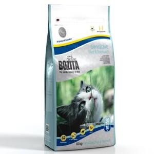 Sparpaket Bozita Feline 2 x Großgebinde - Hair & Skin - Sensitive (2 x 10 kg)