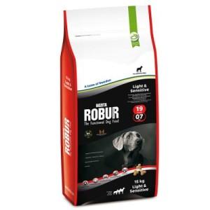 Sparpaket Bozita Robur 2 x Großgebinde - Active & Sensitive 22/16 (2 x 15 kg)
