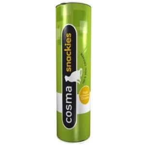 Sparpaket Cosma snackies 5 x 105/115/125/130 g - 5 x Ente (105 g)
