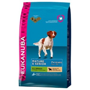 Sparpaket Eukanuba 2 x Großgebinde - Adult Small/Medium Breed Lamm & Reis (2 x 12 kg)