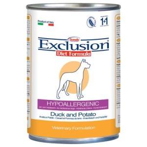 Sparpaket Exclusion Diet 12 x 400 g - Ente & Kartoffel