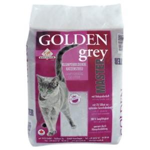 Sparpaket Golden Katzenstreu 2 x 14 kg - Golden Grey