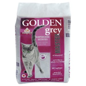 Sparpaket Golden Katzenstreu 2 x 14 kg - Golden White