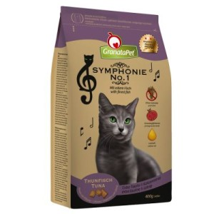 Sparpaket GranataPet Symphonie 2 x 4 kg - Symphonie No. 3 Strauss (2 x 4 kg)
