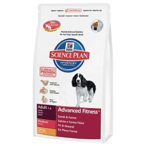 Sparpaket Hill's Canine 2 x Großgebinde - Adult Large Breed Light Huhn (2 x 12 kg)