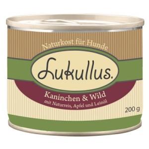 Sparpaket Lukullus 24 x 200 g - Geflügel & Lamm