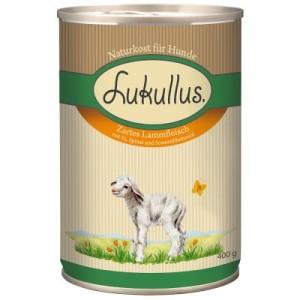 Sparpaket Lukullus Frühlings-Menü 24 x 400 g/800 g - 24 x 400 g