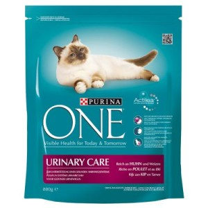 Sparpaket Purina ONE 6 x 800 g - Urinary Care