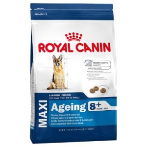 Sparpaket Royal Canin Size 2 x Großgebinde - Maxi Ageing 8+ (2 x 15 kg)