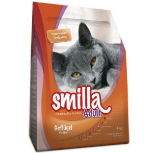 Sparpaket Smilla 2 x 4 kg - Adult Urinary