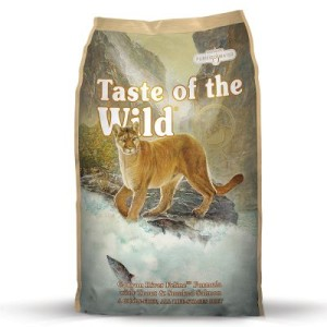 Sparpaket Taste of the Wild 2 x 7 kg - Canyon River Feline