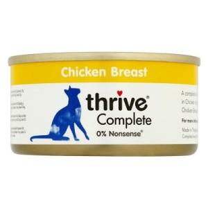 Sparpaket Thrive Complete 24 x 75 g - Thunfisch & Lachs