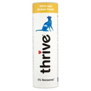 Sparpaket Thrive Katzensnacks 5 x 15/25 g - 5 x Huhn á 25 g