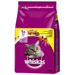 Sparpaket Whiskas 2 x Kleingebinde - 1+ Rind (2 x 950 g)