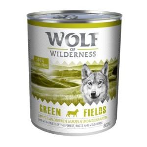 Sparpaket Wolf of Wilderness 24 x 800 g - gemischtes Paket