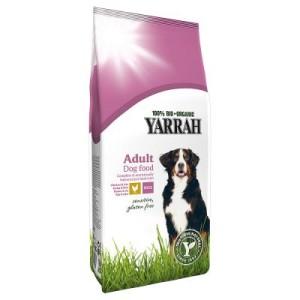 Sparpaket Yarrah Bio 2 x Großgebinde - Sensitive Hundefutter mit Huhn & Reis (2 x 10 kg)